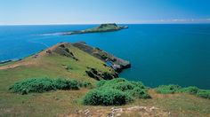 Worm's Head, Gower Peninsula pirate-y, shipwreck, tides! (let's get marooned...)