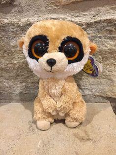 TY Beanie Boo REBEL Meerkat 6