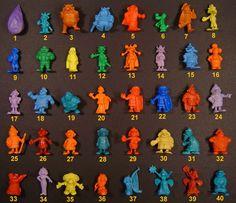 Figuritas de Asterix