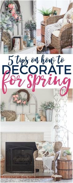 350 best Spring Decor images on Pinterest in 2018 | Diy ideas for ...