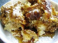 French Toast Casserole for the freezer! Freeze it in a one gallon bag. Remove the night before and bake I the morning. Praline topping is really good on French Toast Casserole.