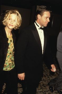 Meg Ryan and Russell Crowe -1999-2001