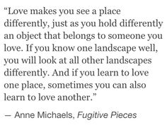 Fugitive Pieces by Anne Michaels- After all this time... i'm still wonder-struck