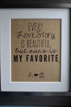 ON SALE Every Love Story Is Beautiful but Ours by EmmaAndTheBean