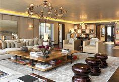 Property for sale - Chesham Place, Belgravia, London, Room Interior Design, Living Room Interior, Luxury Interior, Home Living Room, Living Room Decor, Living Spaces, American Interior, Lounge Design, Hotel Interiors