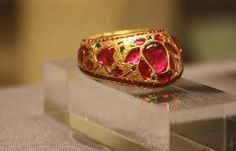 Image result for mughal ring