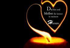 ...bleibst für immer in meinem Herzen. - Picture