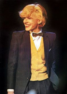 David Sylvian - Once voted the most beautiful man in the world!