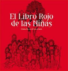 Imagen de una posible portada para El Libro Rojo de las Niñas