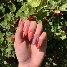 #nails #hybrid #holo