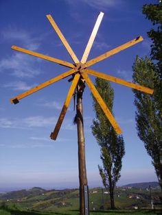 Klapotetz, © TV Rebenland Leutschach Wind Turbine, Tv, Television Set, Television