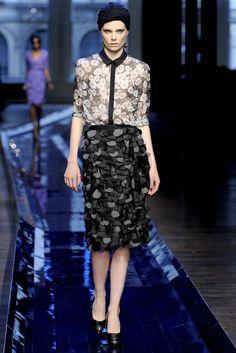 Jason Wu Spring 2011 Ready-to-Wear Fashion Show - Joan Smalls