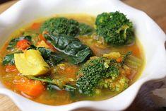 Vegan soup.