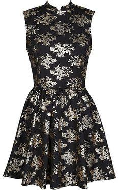 Gilded Kiss Dress