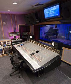 NICE recording studio