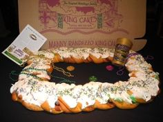 I really, really, really love Randazzo's king cake!
