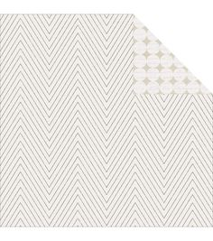 Teresa Collins Urban Market Glittered Zig Double-Sided Cardstock