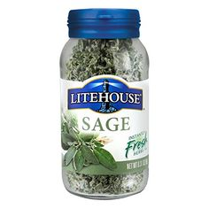 Litehouse Instantly Fresh Freeze Dried Sage Litehouse…