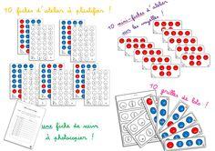 3 ateliers pour savoir associer lettres cursives et lettres scriptes ~ Elau