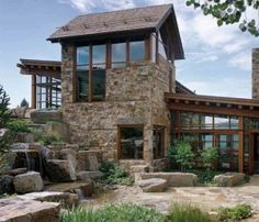 Image detail for -Beautiful Natural Stone House Design Ideas, Two ...