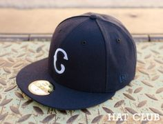 Custom Cleveland Indians 59Fifty Fitted Cap @ HAT CLUB