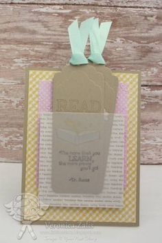 The Places You'll Go by Ronie - Cards and Paper Crafts at Splitcoaststampers