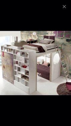 Image via We Heart It https://weheartit.com/entry/161338834 #bedroom #room