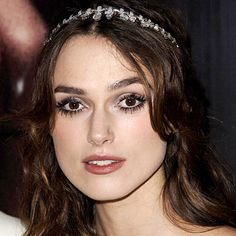 Keira Knightley's Changing Looks - 2007  - from InStyle.com