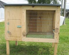 Rabbit hutches - Critter Cages in North Carolina