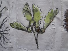 Louise Watson - Textile Artist: Five for Autumn Hoop Dreams, Fabric Books, Nature Journal, Sewing Art, Watercolor Ideas, Fibre Art, Natural Forms, Mark Making, Textile Artists