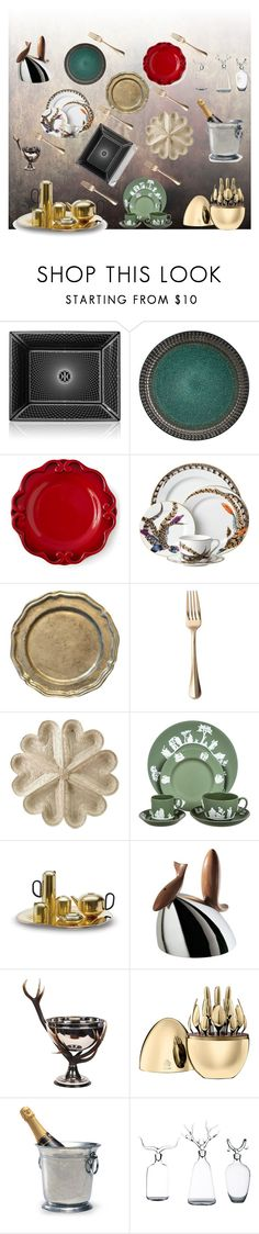 """Autum dinner"" by talankinaelena on Polyvore featuring interior, interiors, interior design, дом, home decor, interior decorating, Hermès, Juliska, B&B Italia и Wedgwood"