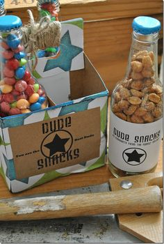 Simple Gifts: Dude Snacks in bottles. #rfdream #rfdreamboard #dreambig https://karen18.myrandf.biz/