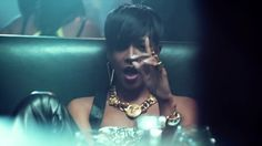 c5cadc69a82f Versace necklace worn by Tiara Thomas in BAD by Wale (2013)  Official  Versace
