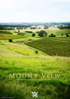 Unearth Hunter Valley Secrets - Mount View, NSW #bespokehunter