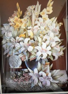 Floral Wreath, Wreaths, Plants, Home Decor, French Art, French Tips, Floral Crown, Decoration Home, Door Wreaths