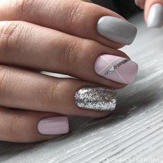 """1,515 Gostos, 2 Comentários - Маникюр Ногти Nails (@nails_masters) no Instagram: """"Repost @margarita_lapaeva ・・・ Работа ученицы с курса МАНИКЮР_ПЕРЕЗАГРУЗКА🌸 Мы учимся на только…"""""""