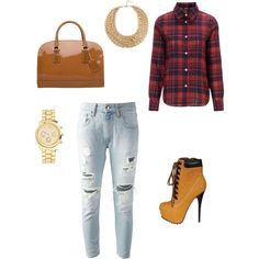 """""""OOTD"""" by lextalkfashion on Polyvore"""
