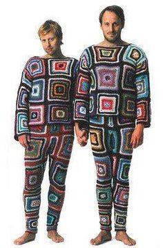 May I ask... WHYYYYYYYYYYYYYY?????? crochet granny squares