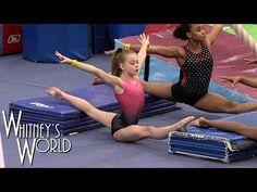 Bungee Cord Gymnastics | Resistance Training | Whitney Bjerken - YouTube