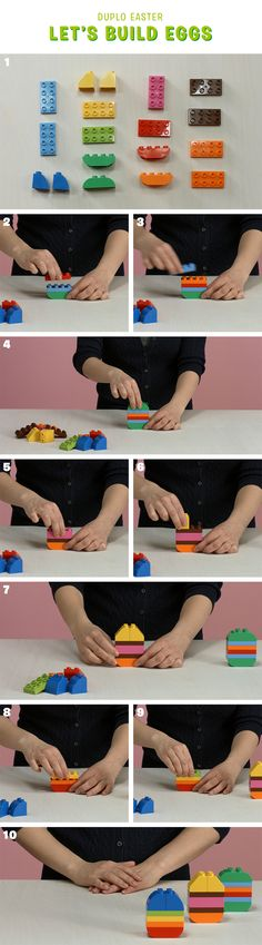 Are you planning an egg hunt for your little one this Easter? We've got a great alternative that the whole family can have fun building together with LEGO DUPLO! :-) To watch our video guide, visit: http://www.lego.com/en-gb/family/articles/diy-easy-duplo-easter-eggs-75cfe3452dc94353a058c97c27e66337