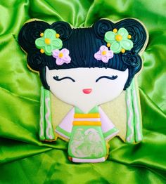 Kokeshi Doll | Cookie Connection