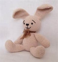 free crochet bunny patterns - Bing Images