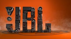 Random CGI PROJECTS 2014 on Behance by Mike Campau