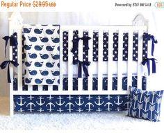 CHRISTMAS in JULY SALE Navy Whales Baby Blanket -  Premier Prints- Minky Blanket - Travel Blanket