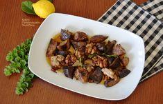 Συκωταριά λαδορίγανη - cretangastronomy.gr Beef, Food, Universe, Meat, Essen, Cosmos, Meals, Yemek, Space