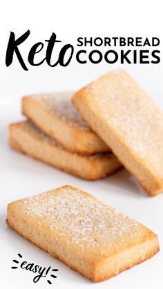Keto Cookies, Shortbread Cookies, Star Cookies, Low Carb Desserts, Low Carb Recipes, Sin Gluten, Gluten Free, Cookie Recipes, Dessert Recipes