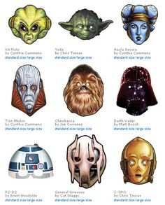 free-star-wars-printable-masks-masque-Halloween-Deguisement-Birthday-Anniversaire-Diy