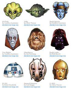 free-star-wars-printable-masks-masque-Halloween-Deguisement-Birthday-Anniversaire.jpg (480×597)