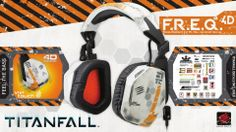 Titanfall F.R.E.Q. gaming headsets by Mad Catz - IGN