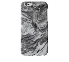 Smoked Marble iPhone 6+ Case